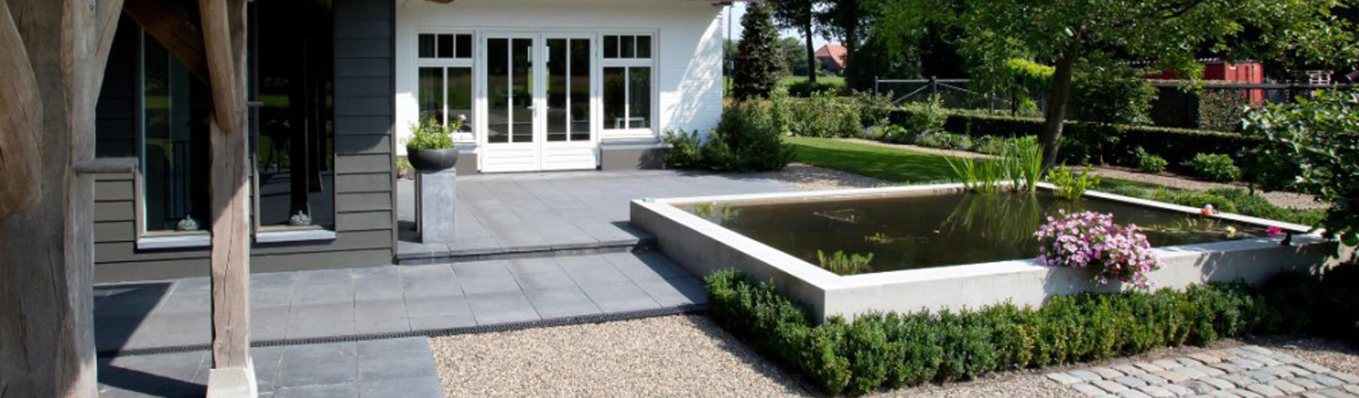 Particuliere tuinen korsian tuinontwerp en aanleg for Tuinontwerp en aanleg